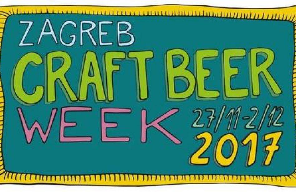 Zagreb Craft Beer- Festival čiju reprizu željno iščekujemo