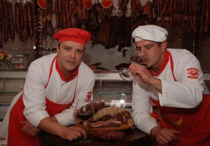 Brothers Čučković: Meet the Meat Masters!