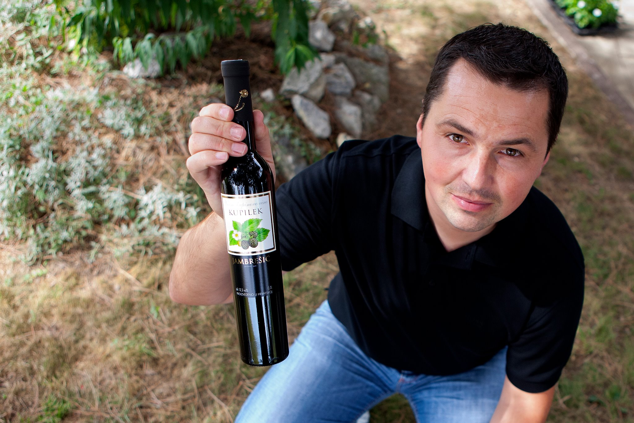 Jambrešić Blackberry wines