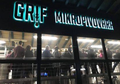Grif mikropivovara