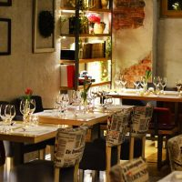 Pod zidom bistro i wine bar