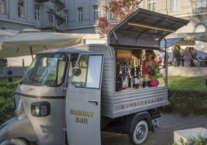 Bubbly bar – mjehurići na kotačima