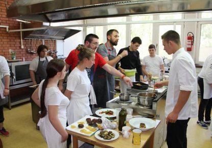 Brendiranje Slavonije i Podunavlja kroz kuharske radionice