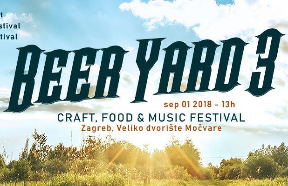 Beskompromisni BeerYard Fest po treći puta u velikom dvorištu jedinstva