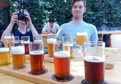 Beer lover's Zagreb