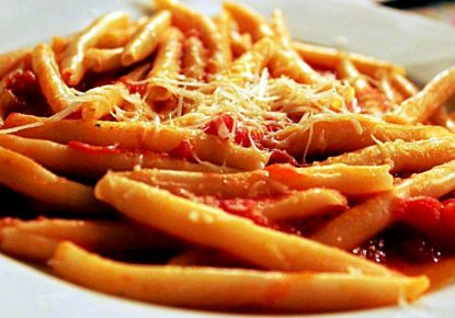 Pasta from Žrnovo