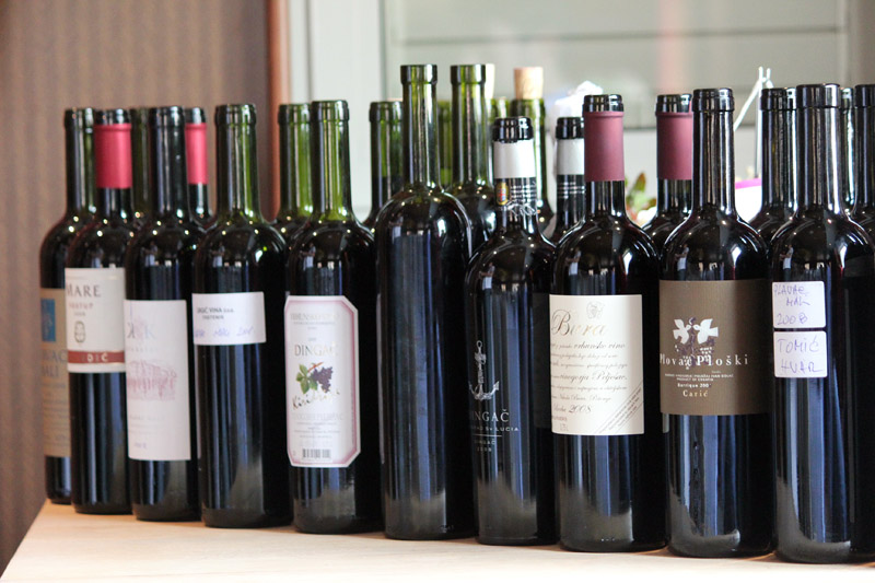 Dalmacija Wine Expo 2012