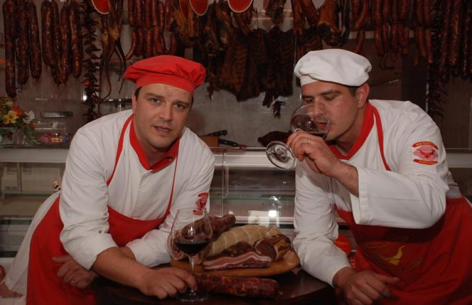Brothers Čučković: Meet the Meat Masters!