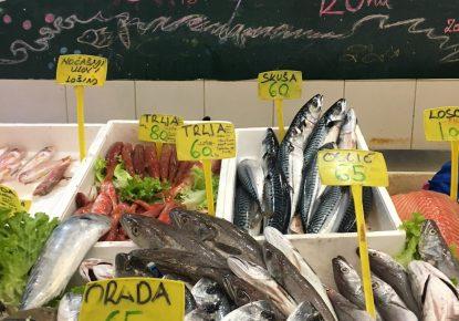 Najbolji način pripreme ribe izvan roštilj sezone
