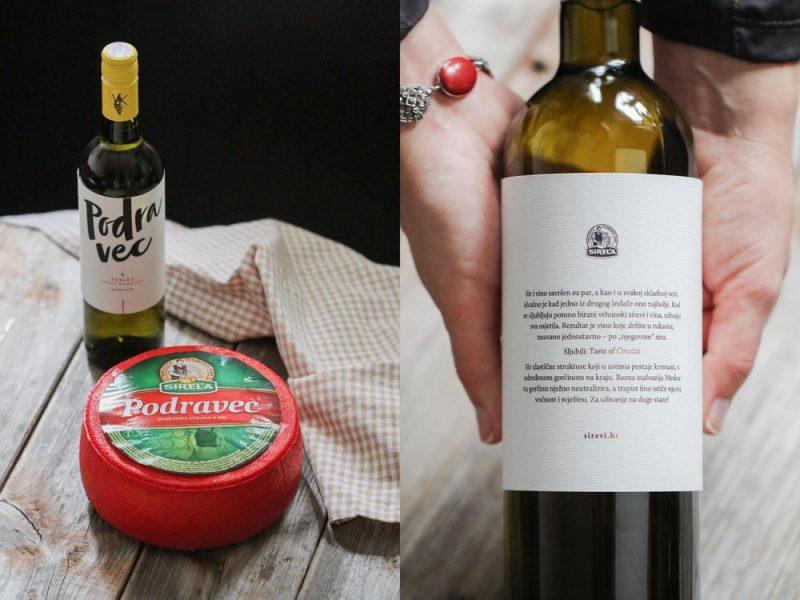 Vino i sirevi najbolja su kombinacija