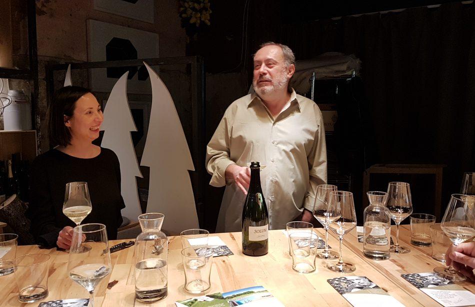 10 godina međimurske vinarije Solum pisca Roberta Naprte