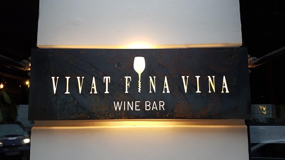 Vivat Fina vina wine bar