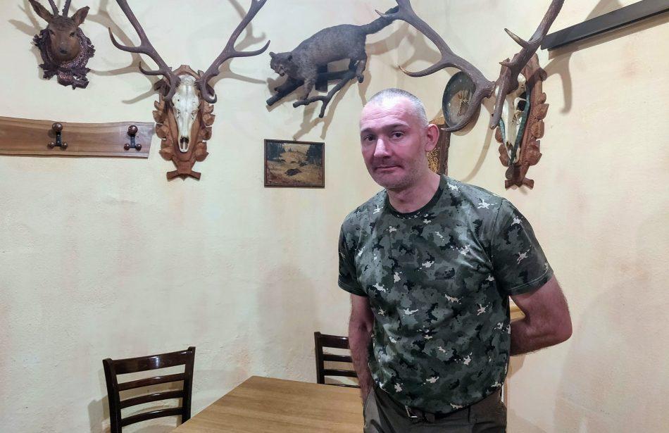 Divljač i ćićarijska brinjevača stoluju u konobi Lovac