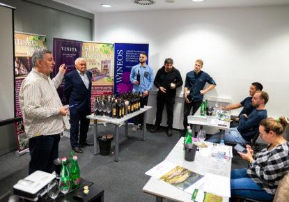 Šesti WineOS — novi prostor i vrhunske vinske radionice